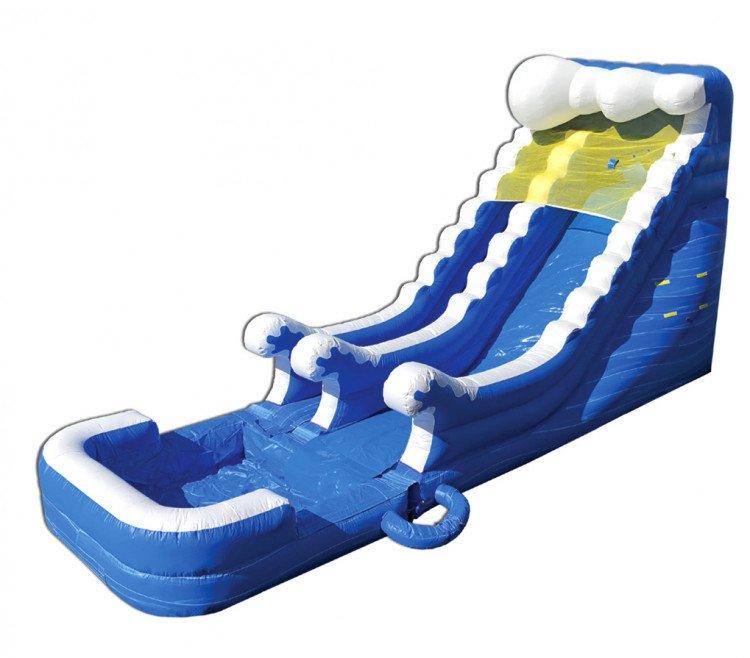 Bouncy Slides